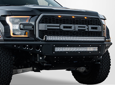 Ford Raptor Bumpers