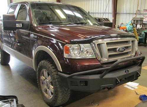 Truck Bumpers - Hammerhead - Ford F150 2004-2008