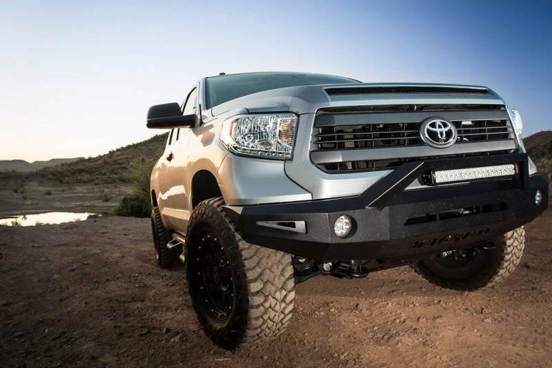 ICI FBM54TYN Non Winch Front Bumper Toyota Tundra 2014 2017