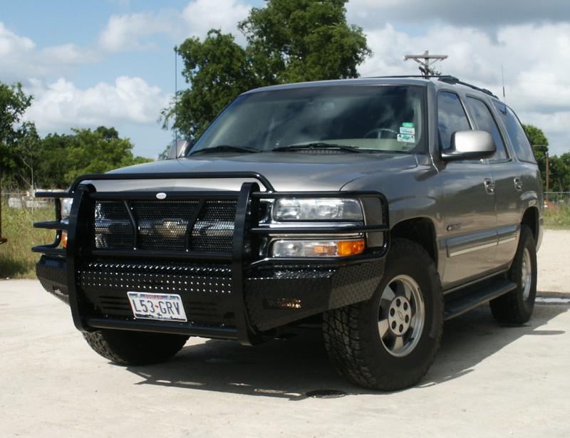 Frontier 300 29 9005 Front Bumper Chevy Silverado 1500