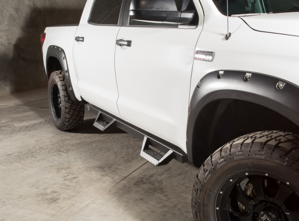 Running Boards and Nerf Bars - ICI RT-Steps