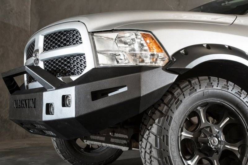 Ici Magnum Rt Steps >> ICI FBM81DGN-RT Non-Winch Front Bumper with RT-Series ...