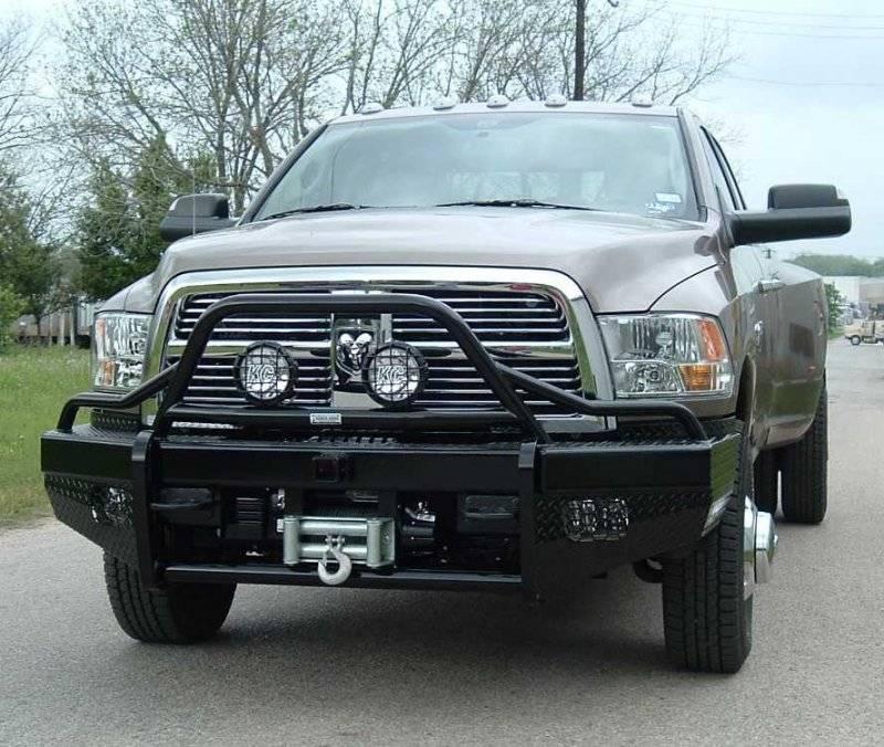 Ranch Hand BSD101BL1 Sport Front Bumper Bullnose Dodge