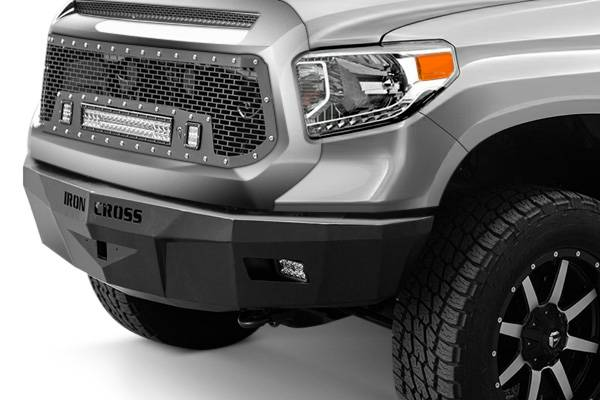 2014 Toyota Tacoma For Sale >> Iron Cross 30-715-14 RS Series Low Profile Front Bumper ...