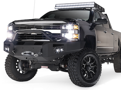 The Best Deals on Aftermarket Bumpers & Front Bumper
