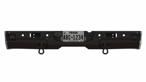 T2 Series Rear Bumper - Dodge