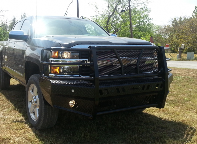 Dually Front Bumpers : Chevy dually fuel economy autos post