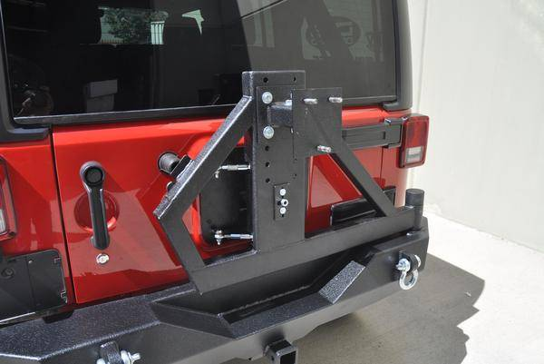 Jeep Bumpers - DV8 Offroad