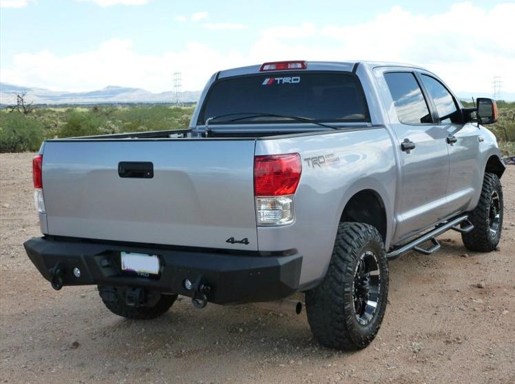 4Runner Trail Premium >> Smittybilt 614840 M1 Rear Bumper Toyota Tundra 2007-2013