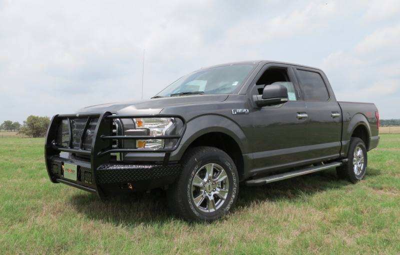 Frontier 300 51 5005 Front Bumper Ford F150 2015 2017