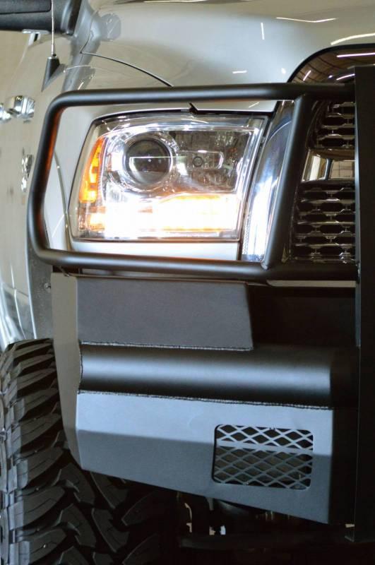 Road Armor 4102f6nx6b Vaquero Front Bumper Dodge Ram 2500