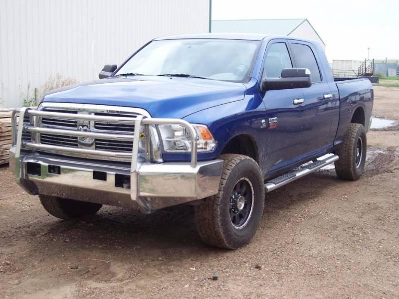 4Runner Trail Premium >> Truck Defender Aluminum Front Bumper Dodge RAM 2500/3500 2006-2009