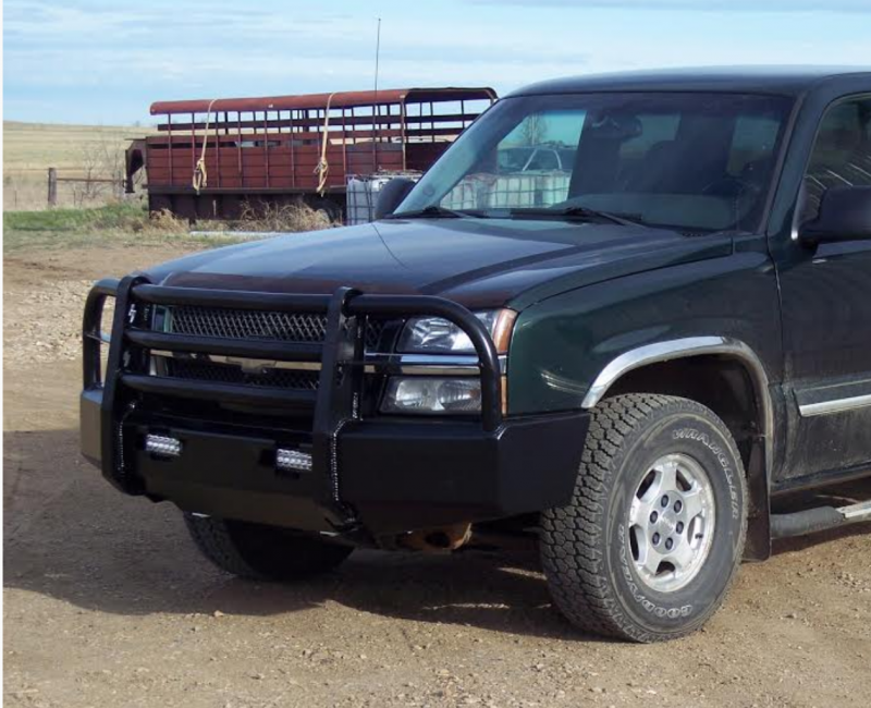 Toyota Of The Desert >> Truck Defender Aluminum Front Bumper Chevy Silverado 1500 2003-2006 Classic