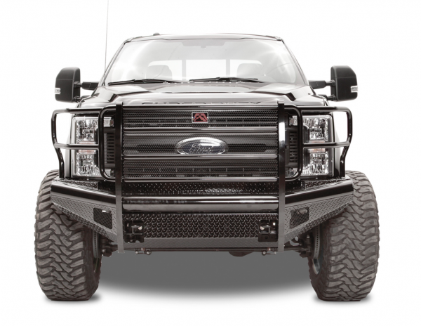 Fab Fours Black Steel - Ford Super Duty 2017-2018