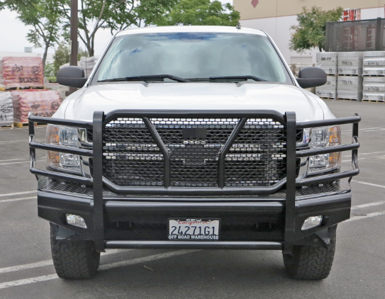 Steelcraft HD10410 Front HD Bumper Chevy Silverado 2500HD ...