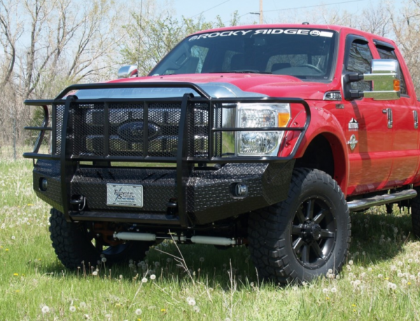 Elite Series Bumpers - Ford