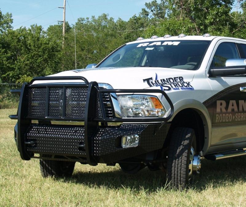 Thunderstruck DLD13-200 Elite Front Bumper 2013-2018 Dodge RAM 1500