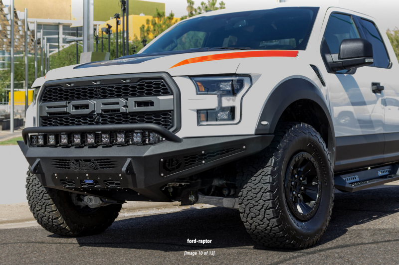ADD F117432860103 Honeybadger Front Bumper Ford Raptor 2017-2018