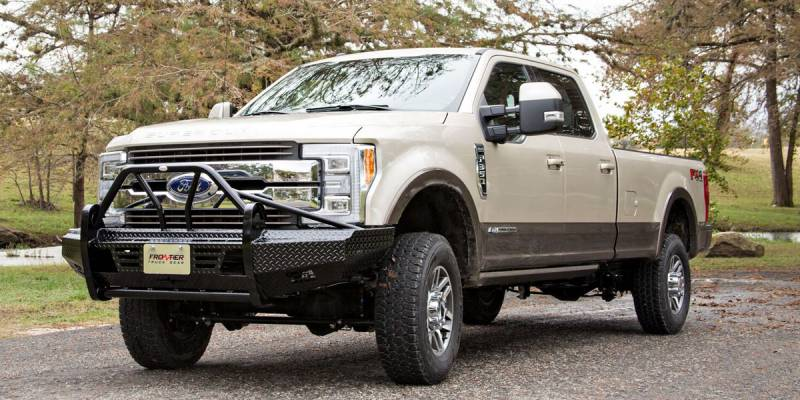 Frontier 600-11-7005 Xtreme Front Bumper Ford F250/F350 ...