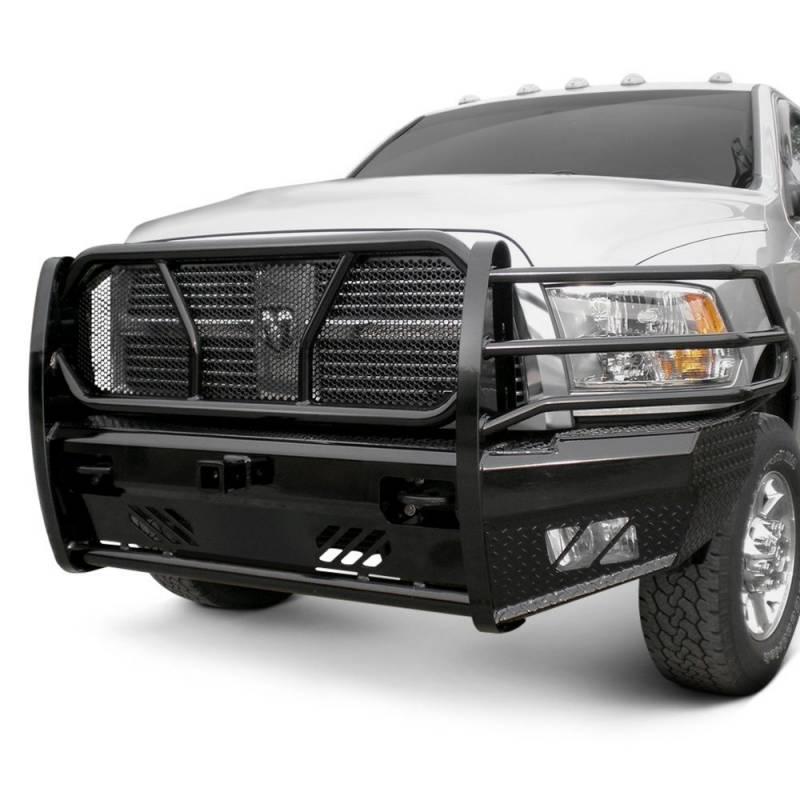 2010 4Runner For Sale >> Frontier Gear 130-41-0006 Pro Series Front Bumper Dodge ...