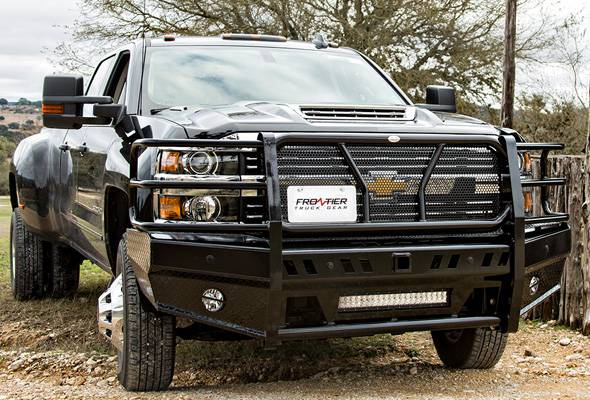 Frontier Truck Gear - Pro Series Front Bumpers
