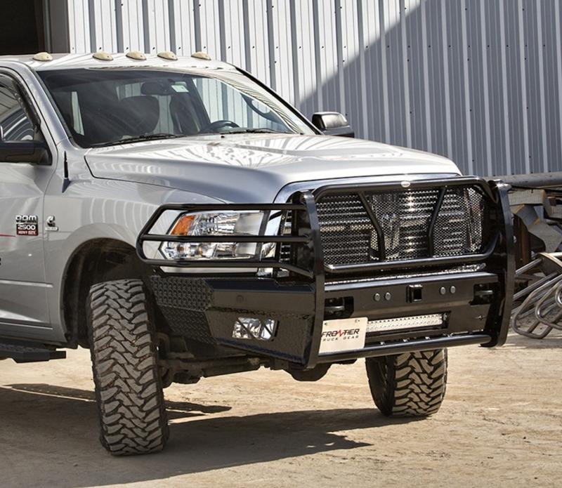 Frontier Gear 130-41-0007 Pro Front Bumper Light Bar