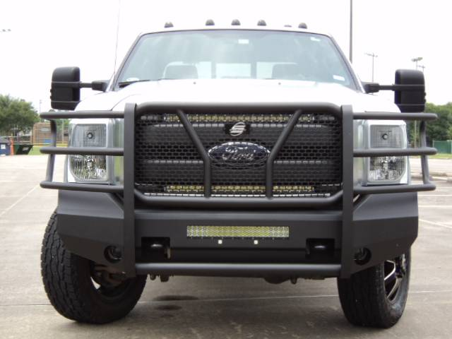 Steelcraft 60 11380 Elevation Front Bumper Ford F250 F350