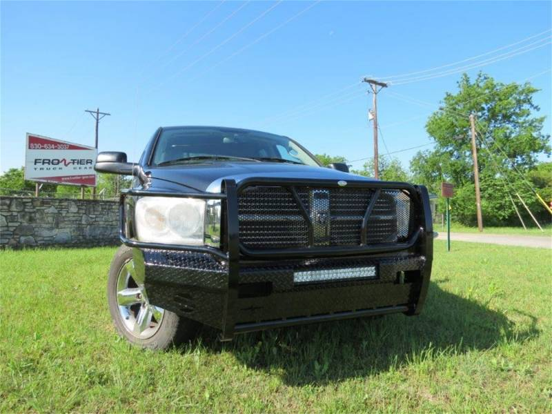 Frontier gear 300 40 6006 front bumper light bar compatible dodge your selected product aloadofball Choice Image
