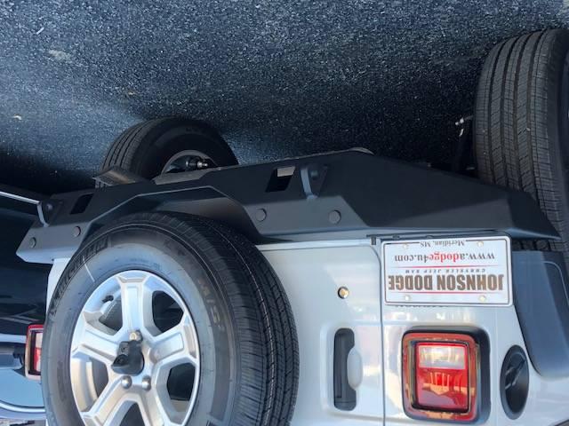 Hammerhead Jeep Wrangler Jl Rear Bumper 2018 2019