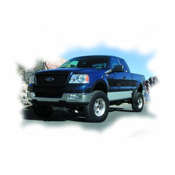 Made in America Performance Accessories fits 2006 to 2008 Ford F-150 Gas 2WD and 4WD W//O Flare Side 5 Premium Lift System PAPLS708