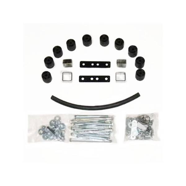performance accessories pa5082 2 u0026quot  body lift kit toyota