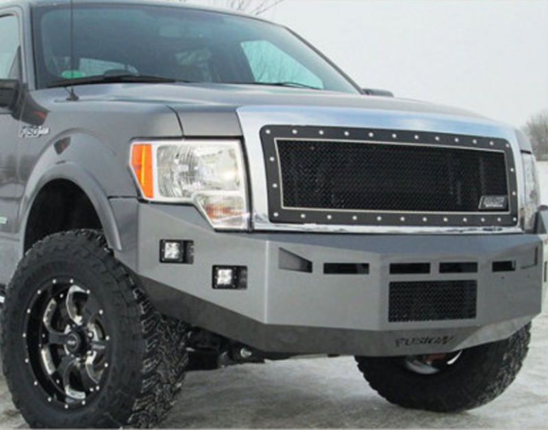 fusion front bumper ford