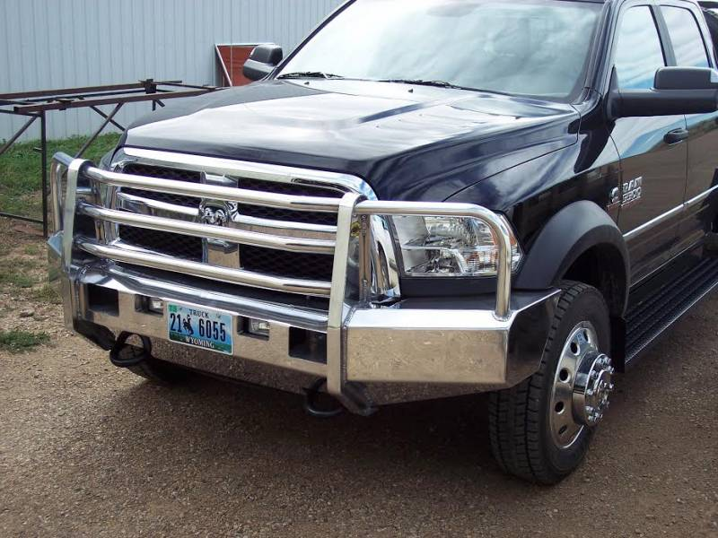 F on Dodge Ram 4500