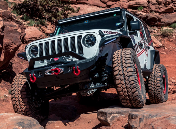 Jeep Bumpers - Road Armor