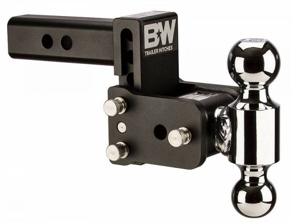 B&W Trailer Hitches and Accessories - B&W Tow and Stow Hitches