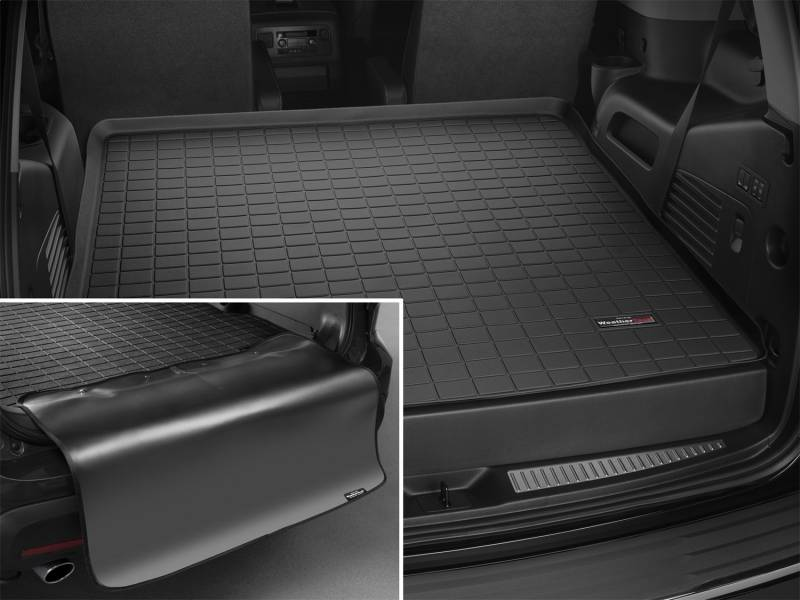 Weathertech 40710sk Cargo Liner W Bumper Protector Aftermarket Bumpers Bumper Replacement