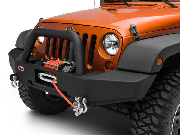 Jeep Bumpers - ARB