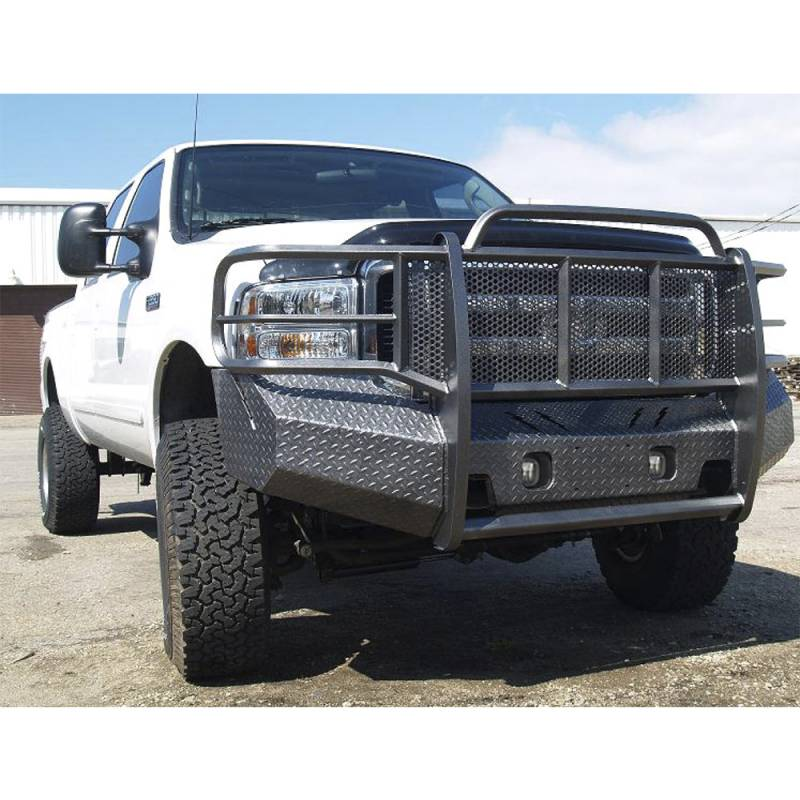 thunderstruck fsd99 200 elite front bumper for ford f250 f350 f450 f550 1999 2004 bumper superstore thunderstruck fsd99 200 elite front bumper for ford f250 f350 f450 f550 1999 2004