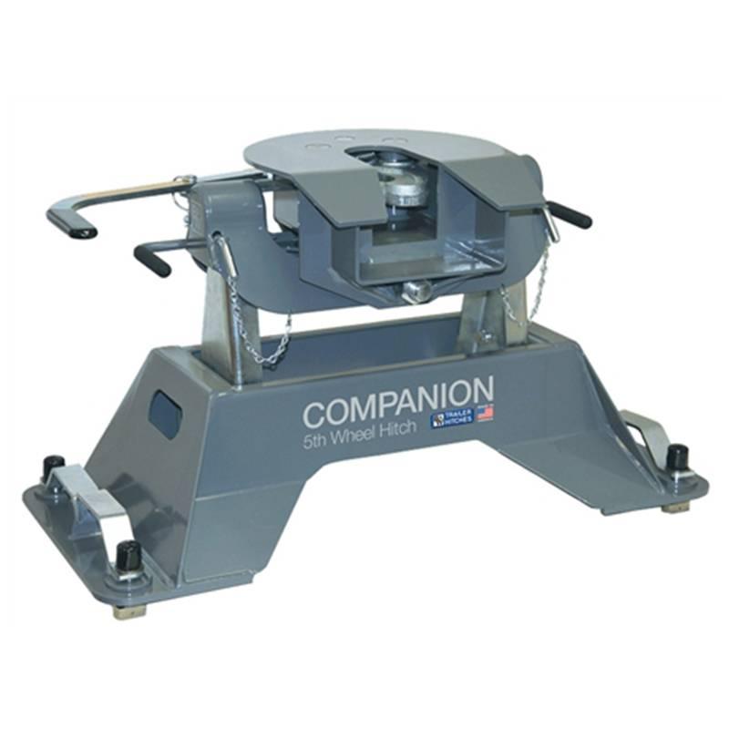 B U0026w Rvk3300 Companion 5th Wheel Hitch With Hitch Prep