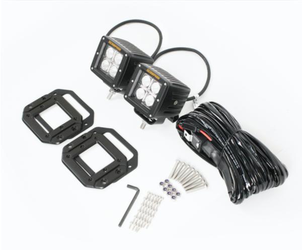Scorpion Extreme Armor - Scorpion LED Lights