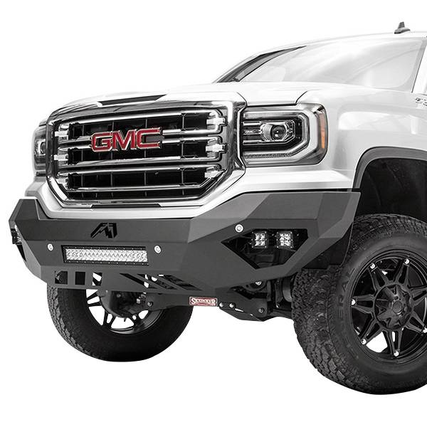 Shop Bumpers By Vehicle - GMC Sierra 1500