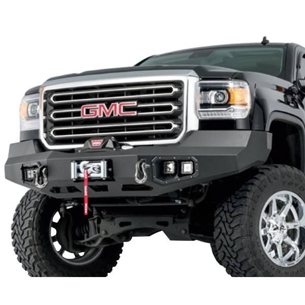 Shop Bumpers By Vehicle - GMC Sierra 2500/3500