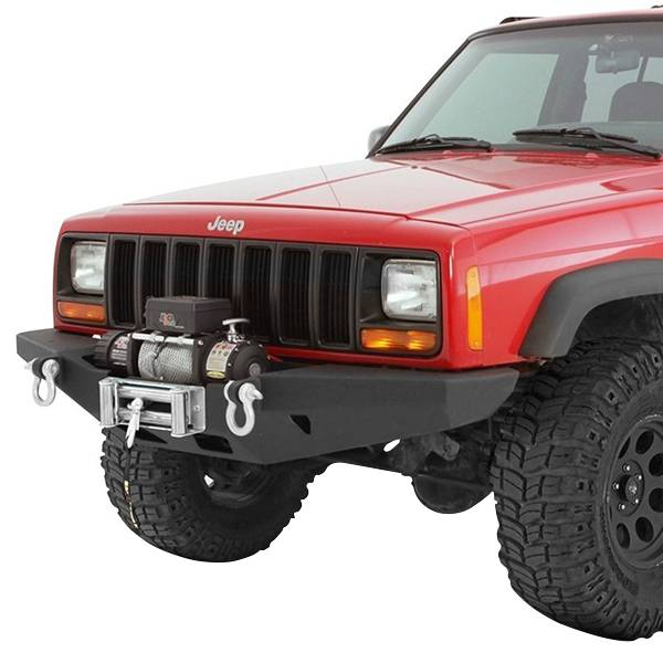 Shop Bumpers By Vehicle - Jeep Cherokee