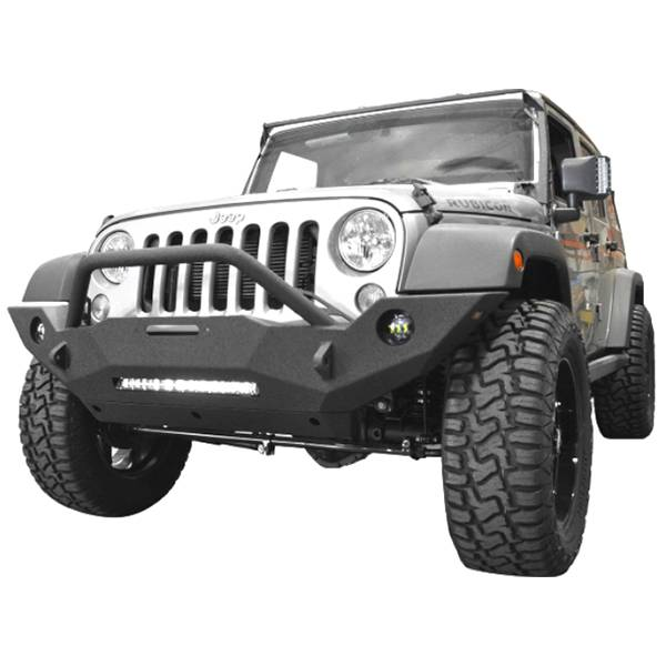 Shop Bumpers By Vehicle - Jeep Gladiator JT