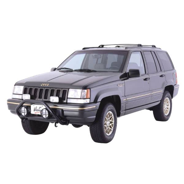 Shop Bumpers By Vehicle - Jeep Grand Cherokee
