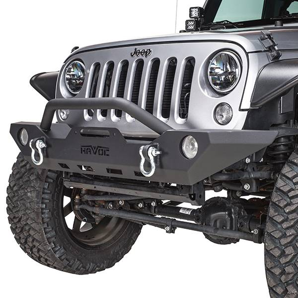 Shop Bumpers By Vehicle - Jeep Wrangler JL
