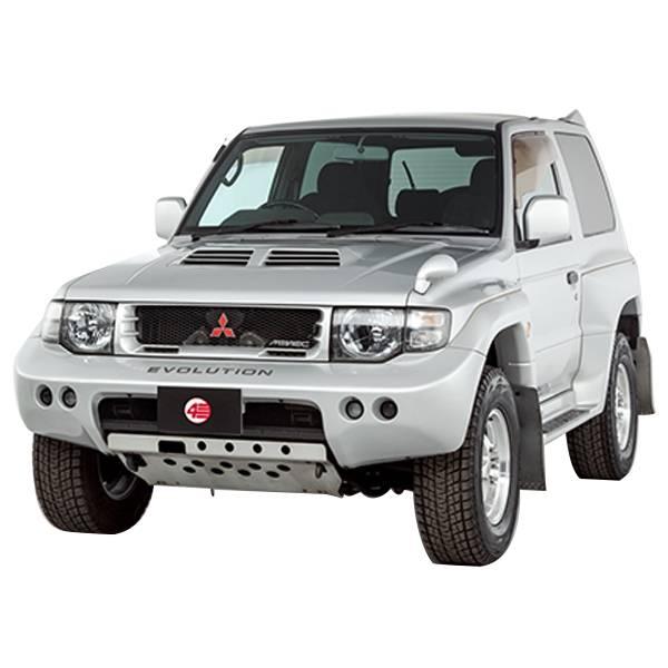 Shop Bumpers By Vehicle - Mitsubishi Montero