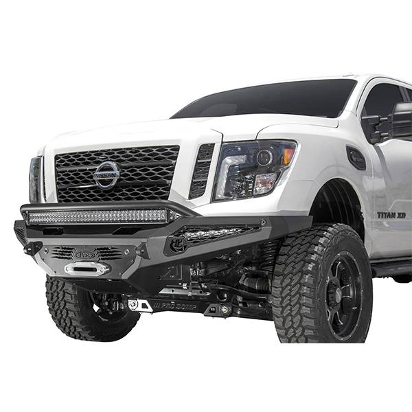 Shop Bumpers By Vehicle - Nissan Titan