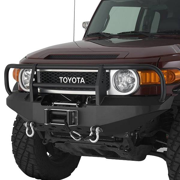 Shop Bumpers By Vehicle - Toyota FJ Cruiser