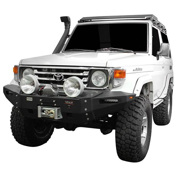 Shop Bumpers By Vehicle - Toyota Land Cruiser